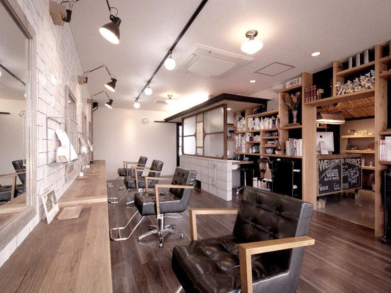 GENTE hair supply RENEWAL OPEN